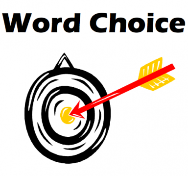 wordchoice